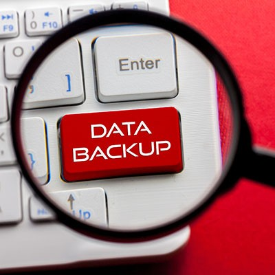 Backups Leave Your Business Secure